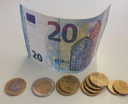 Investieren: Hallo 25-Euro-Challenge