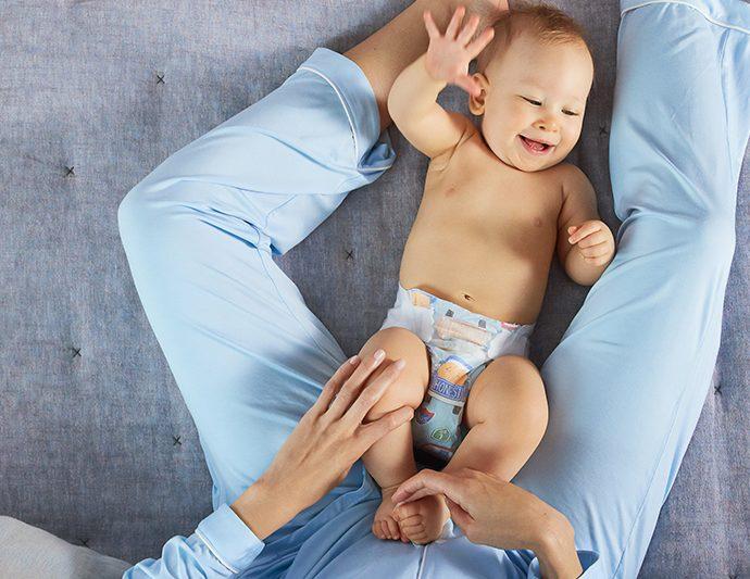 Hallo Baby –  Gelassen und finanziell sicher durch die Elternzeit